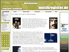 musikregister